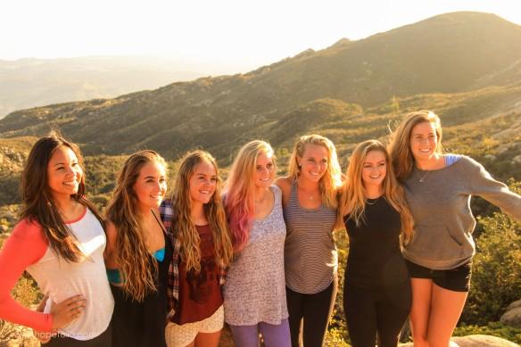 Women's Lizard's Mouth hike